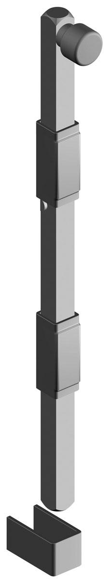fiche article 210300 verrou baionnette galva 14mm h 300. Black Bedroom Furniture Sets. Home Design Ideas