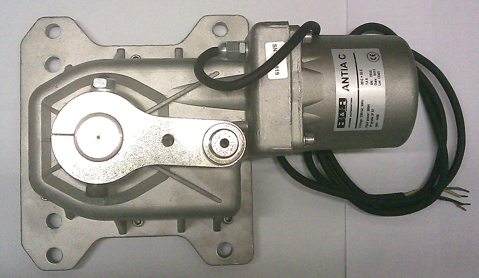 221848bf00a536 Motorisation -  Portails Battants