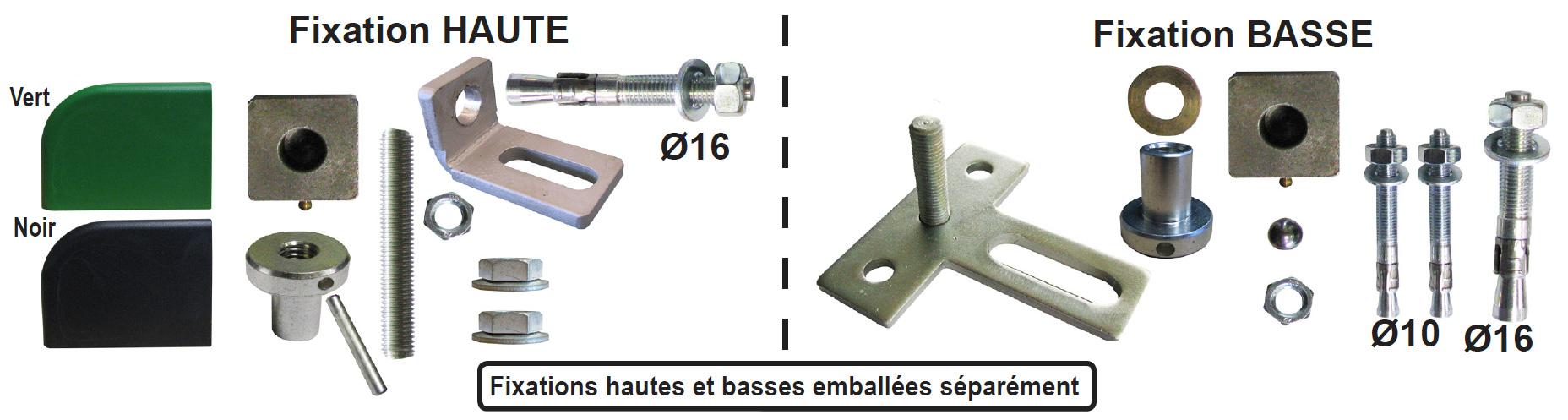 beauty buy good reasonable price Accessoires portails - Portails pivotants - Pivots