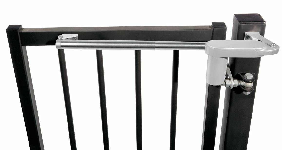 Fiche Article SAMSON Ferme Porte Industriel à Souder Pour - Ferme porte electrique