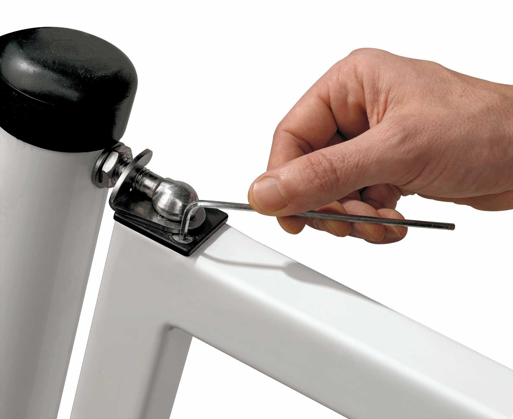 Fiche produit gonds ressort pour portillon - Ressort de serrure de porte ...