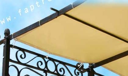 fiche article bache olivad b che pvc arm tanche pour pergola olivade standard. Black Bedroom Furniture Sets. Home Design Ideas